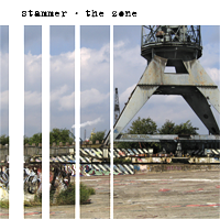 Stammer  The Zone  CD cover